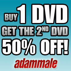 Best Gay Sex DVDs - Adammale