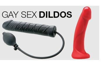 Gay Sex Dildos