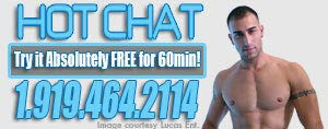 Hot Gay Chat!