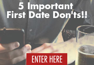 First Date Do's and Dont's