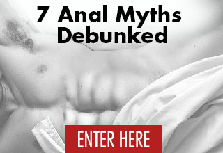 7 Anal Myths Debunked