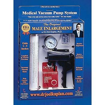 dr joel kaplans penis pump
