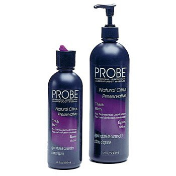 thick rich classic probe lube 8 oz