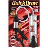 quick draw vacuum pump