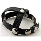 colt leather h piece divider strap