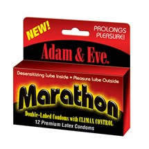 marathon prolonging condoms