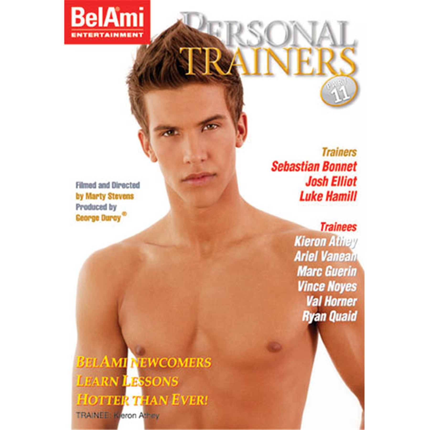 Personal trainers gay dvd
