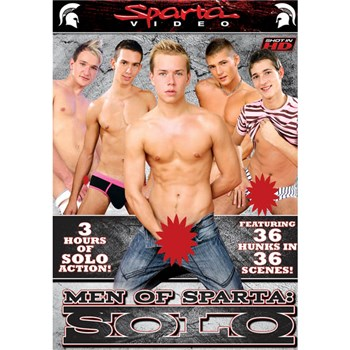 men of sparta solo