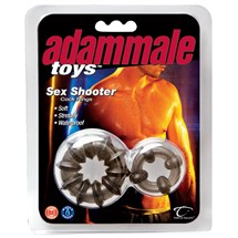 AdamMale Sex Shooter Penis Rings