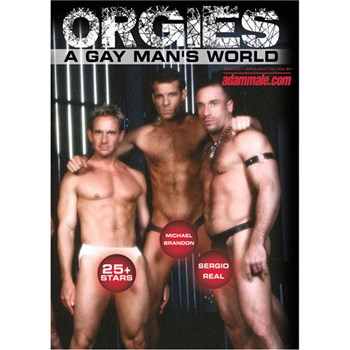 orgies a gay mans world