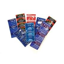 Penis Party Condom Sampler