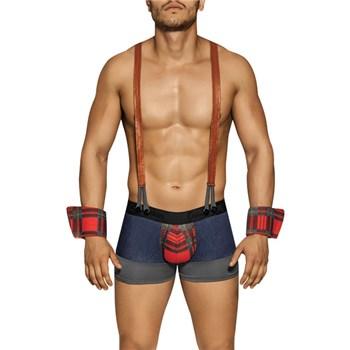 lumberjack costume