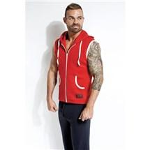 pdx sleeveless hoodie