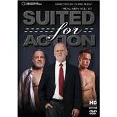 suited for action real men vol 27