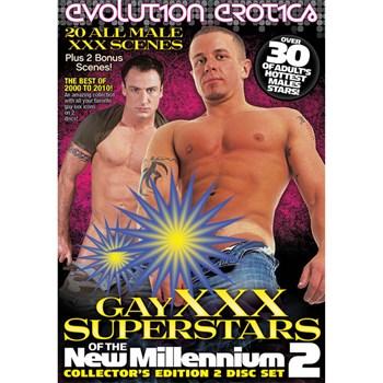 Gay XXX Superstars Of The New Millennium 2