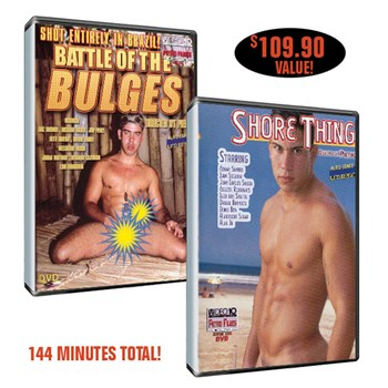 battle of the bulgesshore thing