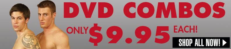 $9.95 DVD Grab Bags!