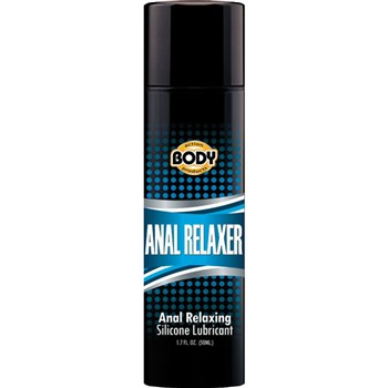 Anal Relaxer Silicone Lube