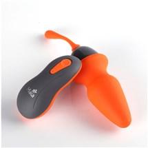 eli remote control silicone vibrating egg