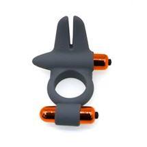 lucas dual vibrating cock ring