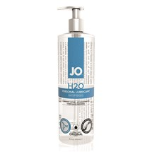 system jo h2o 16 oz pump bottle