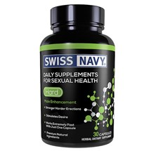 swiss navy hard supplement 30