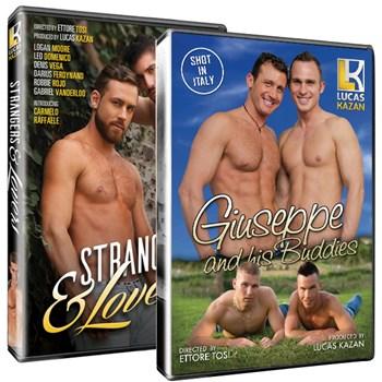 Strangers & Lovers DVD BOGO