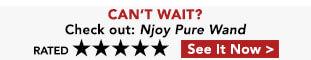 NJoy Pure Wand