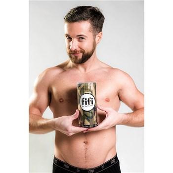 Male model with FiFi Masturbator