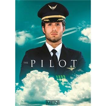Male in pilot uniform