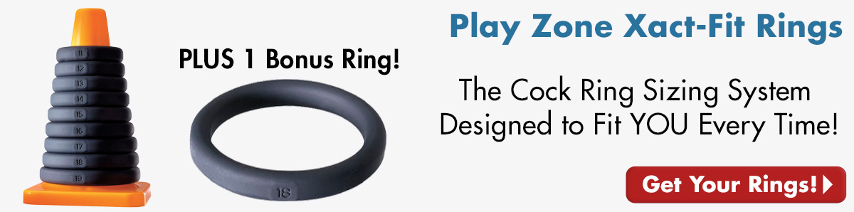 Play Zone Xact-Fit Rings!