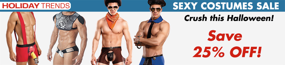 Sexy Costumes Sale!