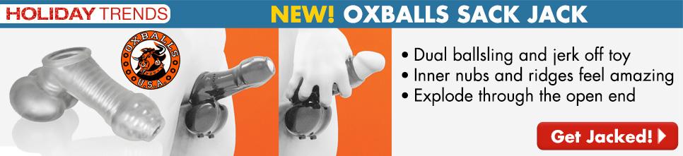 NEW! Oxballs Sack Jack