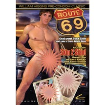 Brunette male nude erect penis
