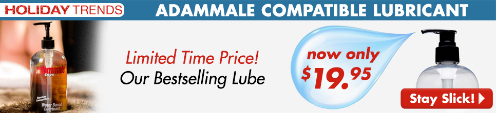 Limited Time Price: Our Bestselling Lube now only $19.95!!