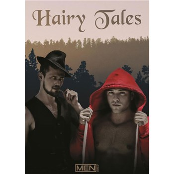 Two males Hairy Tales
