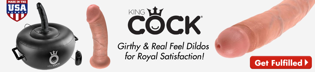 NEW! KingCocks