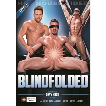 Three nude males Blindfolded