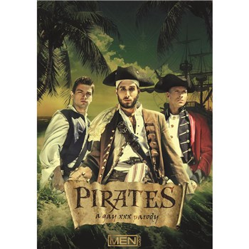 Three males in pirates attire Pirate Gay Parody