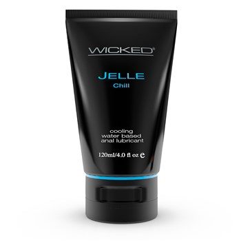 Wicked Jelle Chill Anal Lubricant