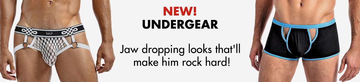 NEW Undergear