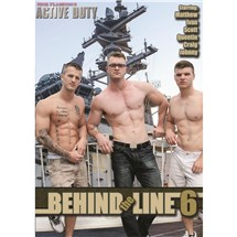 Three males topless Behind the Line 6
