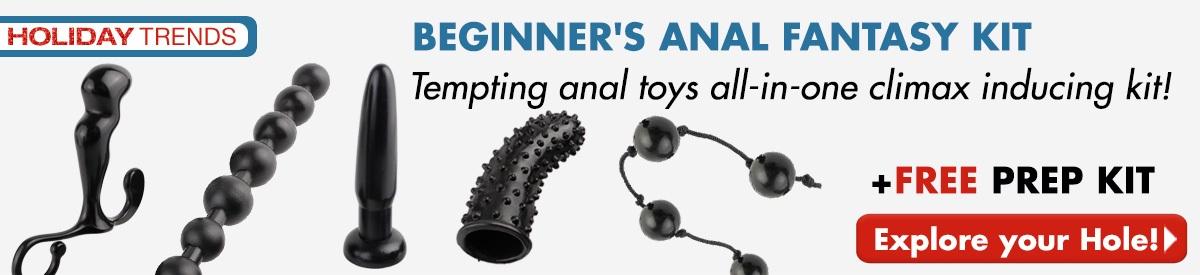 Beginner's Anal Fantasy Kit
