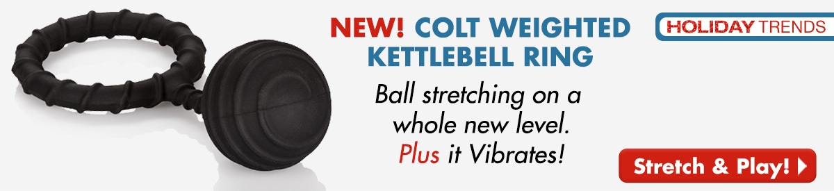 NEW! Colt Weighted Kettlebell Ring