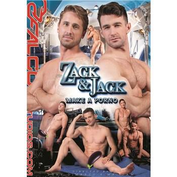 Various nude males Zack Jake make porno