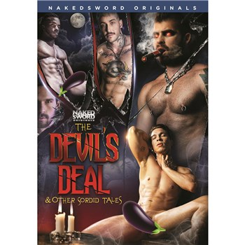 Four nude males Devil's Deal