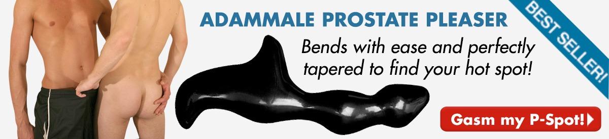 AdamMale Prostate Pleaser