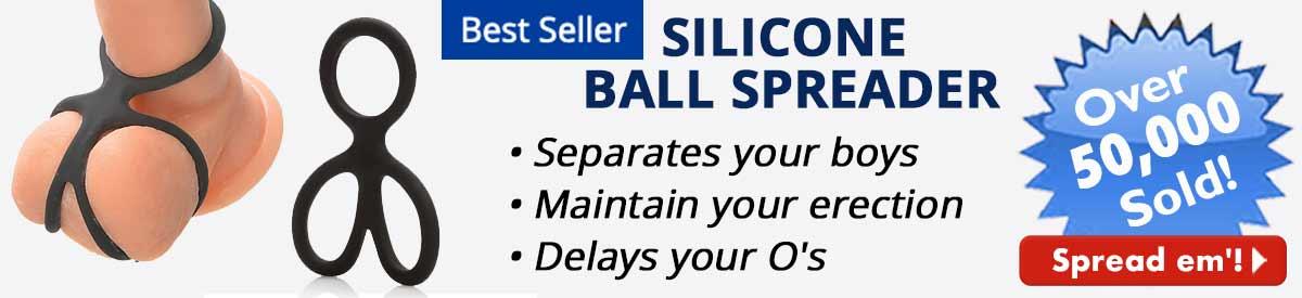 BESTSELLER! Silicone Ball Spreader